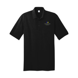ADULT Jersey Knit Polo-5.5-Ounce, InfinitePossibilities
